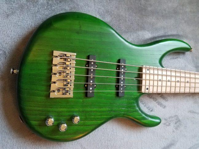 5 String Custom DNA Bass