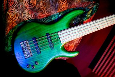 5 String Custom DNA Bass