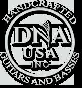 DNA Guitar Company Logo