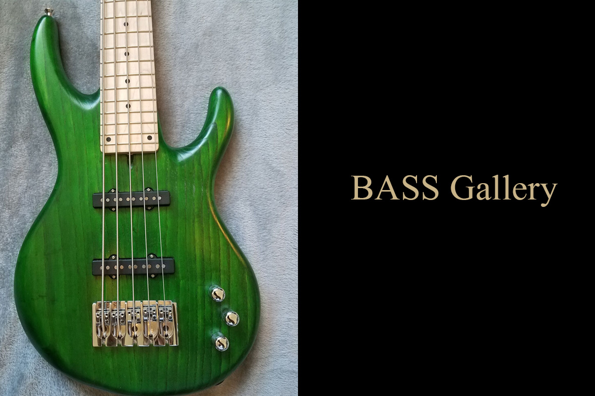 Custom Bass Gallery